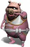 Star Fox Assault - Pigma Dengar